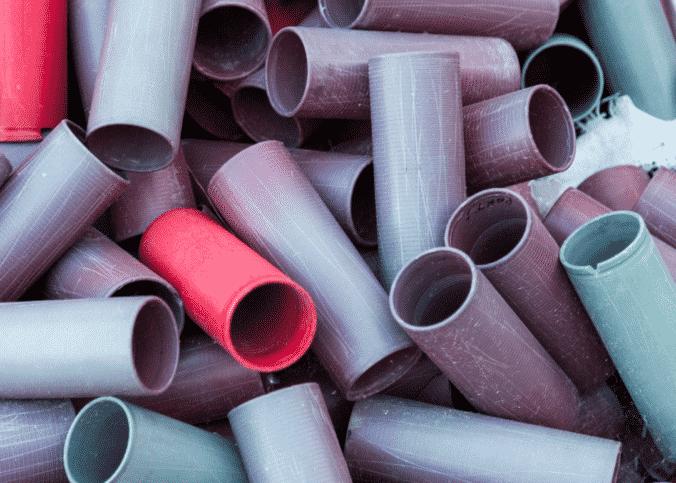 Reciclagem do PVC