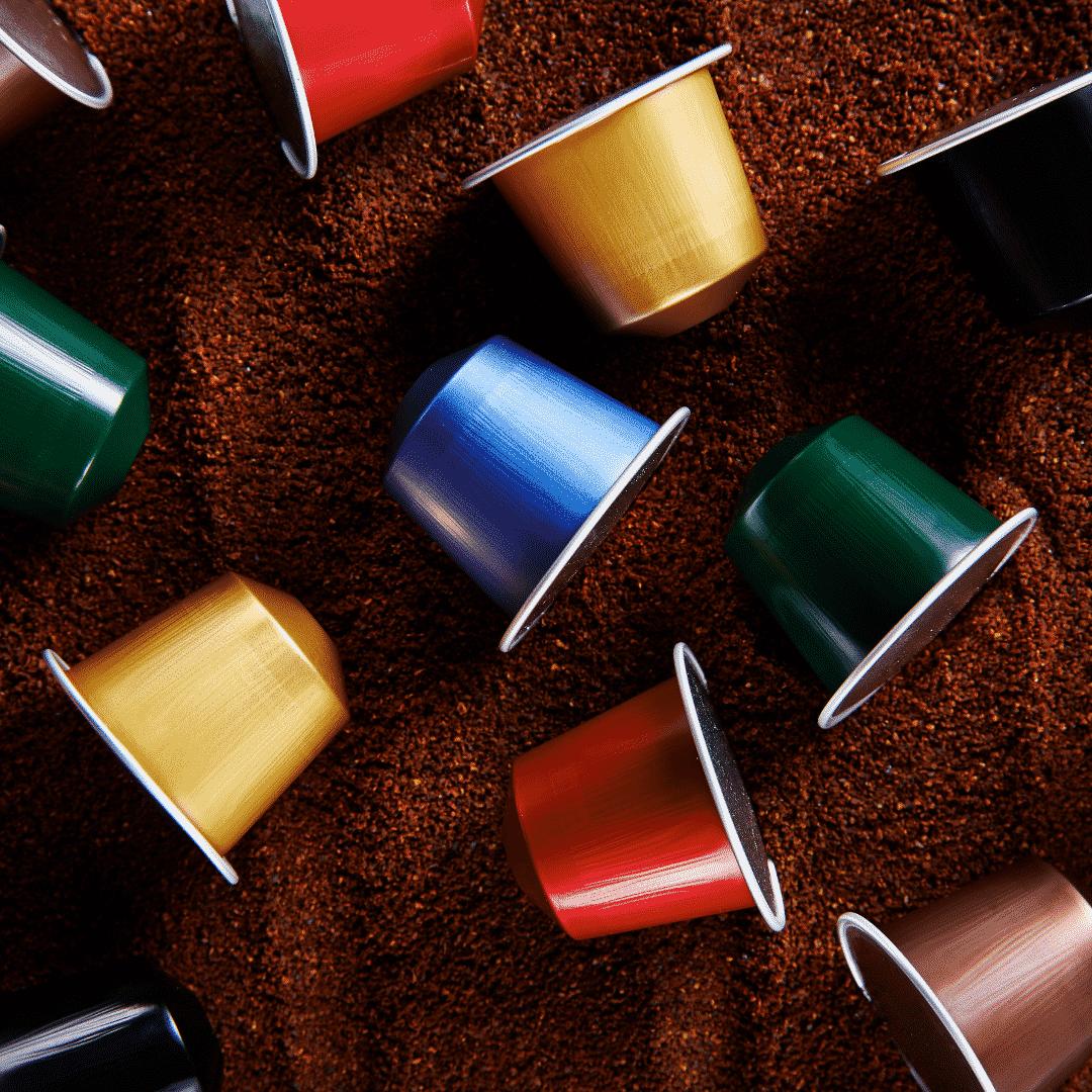 Reciclagem de cápsulas de café